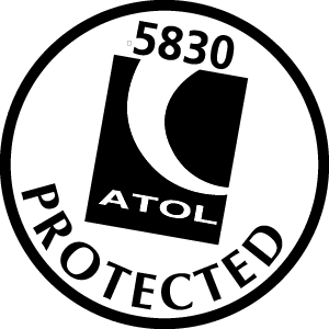 CAT ATOL Protected # 5830