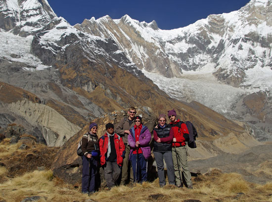 Family expeditions and treks (Andy Norris)