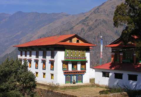 Ghunsa and Thubten Choling Gompa