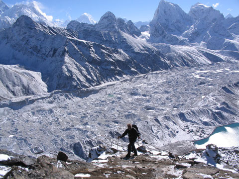 Everest Base Camp via Gokyo
